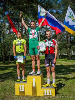 Владислав Воробьев - бронзовый призер