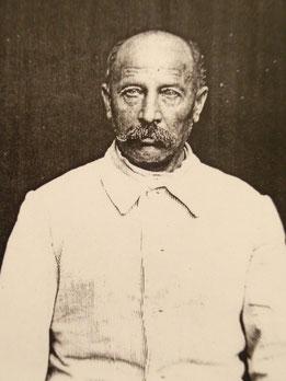 Karl Balz um 1931 in Weißenau . Foto: Privatbesitz Familie Kaßberger, alle Rechte vorbehalten!