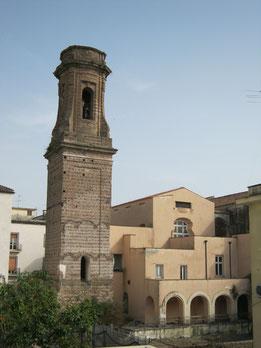 Chiesa di S. Placida del monastero San Gabriello