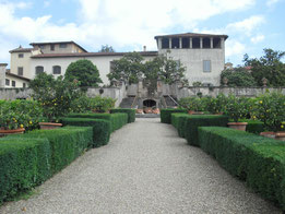 Villa La Quiete, sede storica delle Montalve