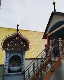 Belvédère maison Goldene Waage