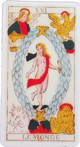 Tarot de Marseille - Nicolas Conver