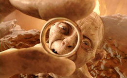 Gollum - Le Seigneur des Anneaux (2001)