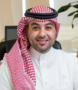 CEO Omar Hariri of Saudia Cargo  -  company courtesy