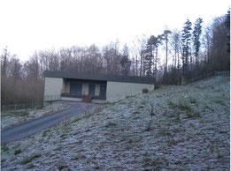 Hochbehehälter S 1 des Zweckverbandes Wasserversorgung Albgau