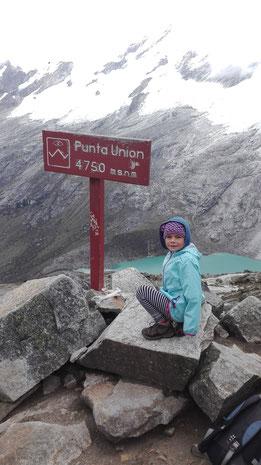 Wandern mit Kindern, Höhentrekking mit Kindern