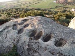 site préhistorique du monte lazzu