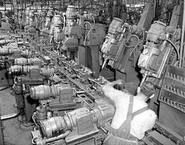 Machines transfert Renault