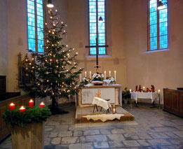Weihnachten 2019 in der Schillerkirche
