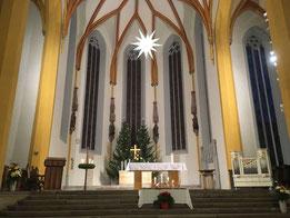 Weihnachten 2017 in St. Michael