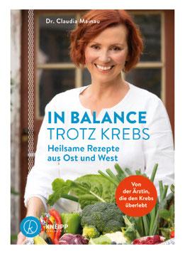 Buch über Ernährung bei Krebs von Claudia Mainau