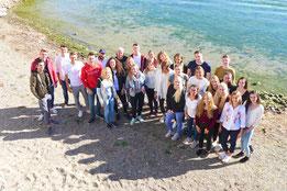 Wir heißen alle Erstsemester am Bodensee Campus willkommen!