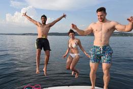 Sport- und Eventmanagement studieren ist am Bodensee einfach schöner