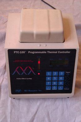 PTC - 100 Programmable Thermal Controller für die Chromatographie/ Chemie