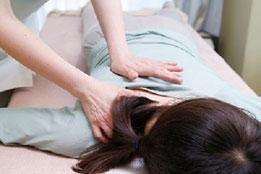 クラニオ整体は心と身体にアプローチする施術の写真