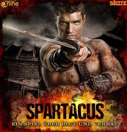 Brettspiel Rezension: Spartacus