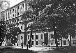 Hopital de Madrid- école de sophrologie de Liège