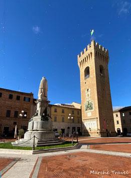 Torre del borgo - Recanati