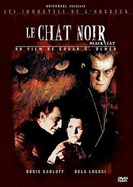 Le Chat Noir de Edgar G. Ulmer - 1934 / Horreur