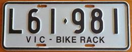 australische Kennzeichen