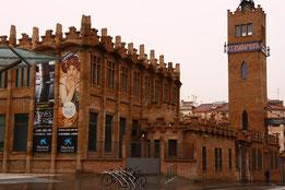 Edificio del Caixa Forum de Barcelona. Foto: (cc) wikipedia.org