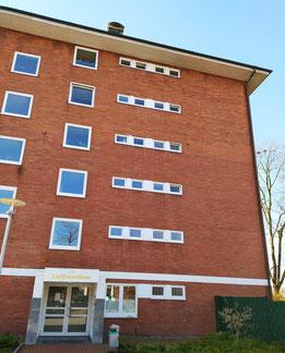Die Geschäftsstelle des SkF Meppen, Nagelshof 21b hinter der Johannesschule