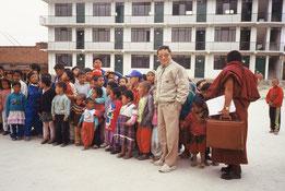 Mr Dorjee Namgyal