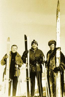 40 Jahre Huber Sport