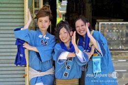 八重垣神社祇園祭〈お祭り笑顔写真集〉