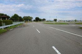 富山県運転教育センター障害物