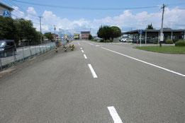 長崎県運転免許試験場障害物