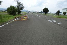福井県運転者教育センター障害物
