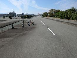 奈良県運転免許センター障害物