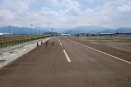 山形県総合交通安全センター障害物