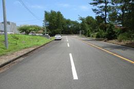 宮崎県総合自動車運転免許センター障害物