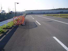 栃木県運転免許センター障害物