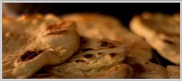 Rezept für Naan-Indisches Fladenbrot