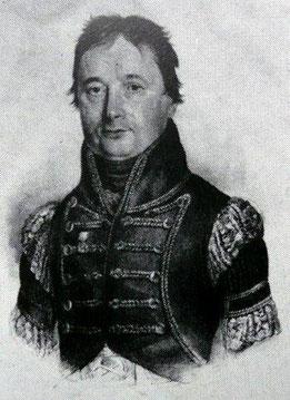 Oberberghauptmann Johann Carl Freiesleben