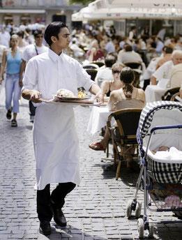 Viele Gastarbeiter würden auch zu einem tieferen Lohn arbeiten, wenn sie nur eine Stelle fänden.