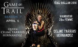 Trail Quillan - Céline Tarrius Hernandez