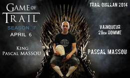 Trail Quillan - Pascal Massou