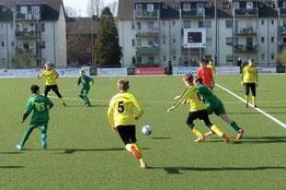 TuS D1-Jugend in Karnap. - Foto: s.v.g.