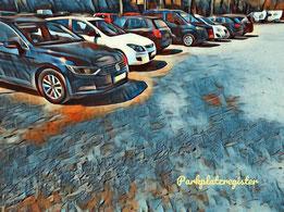 UParking Parkplatz Flughafen Luxemburg