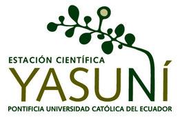 Logo Estación Científica Yasuní / Expedición IBT