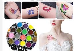 Tattoo für ca 7 Tage
