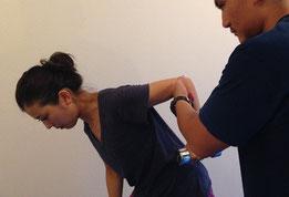 麻布十番パーソナルジムの三頭筋トレーニング
