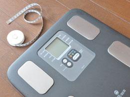麻布十番パーソナルジムの体重モニタリング