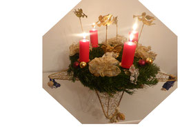 Bild: Heidrun Langer - Advent
