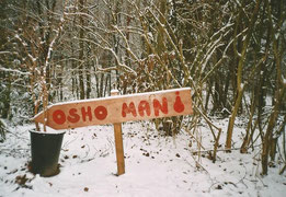 Sign to us, in winter