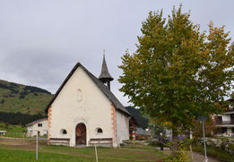 Kapelle St. Jakob, Brigels